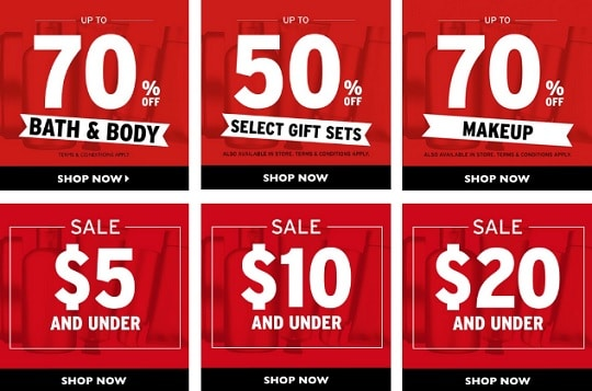 be7eb6065b682 The Body Shop Sale – Get up to 70% OFF on skin care