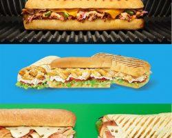 Subway Canada Menu Flyer & Nutrition