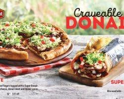 Pizza Delight Menu Specials & Nutrition