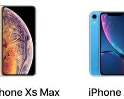 Apple iPhone – Compare iPhone XS, XS MAX, XR and X Models