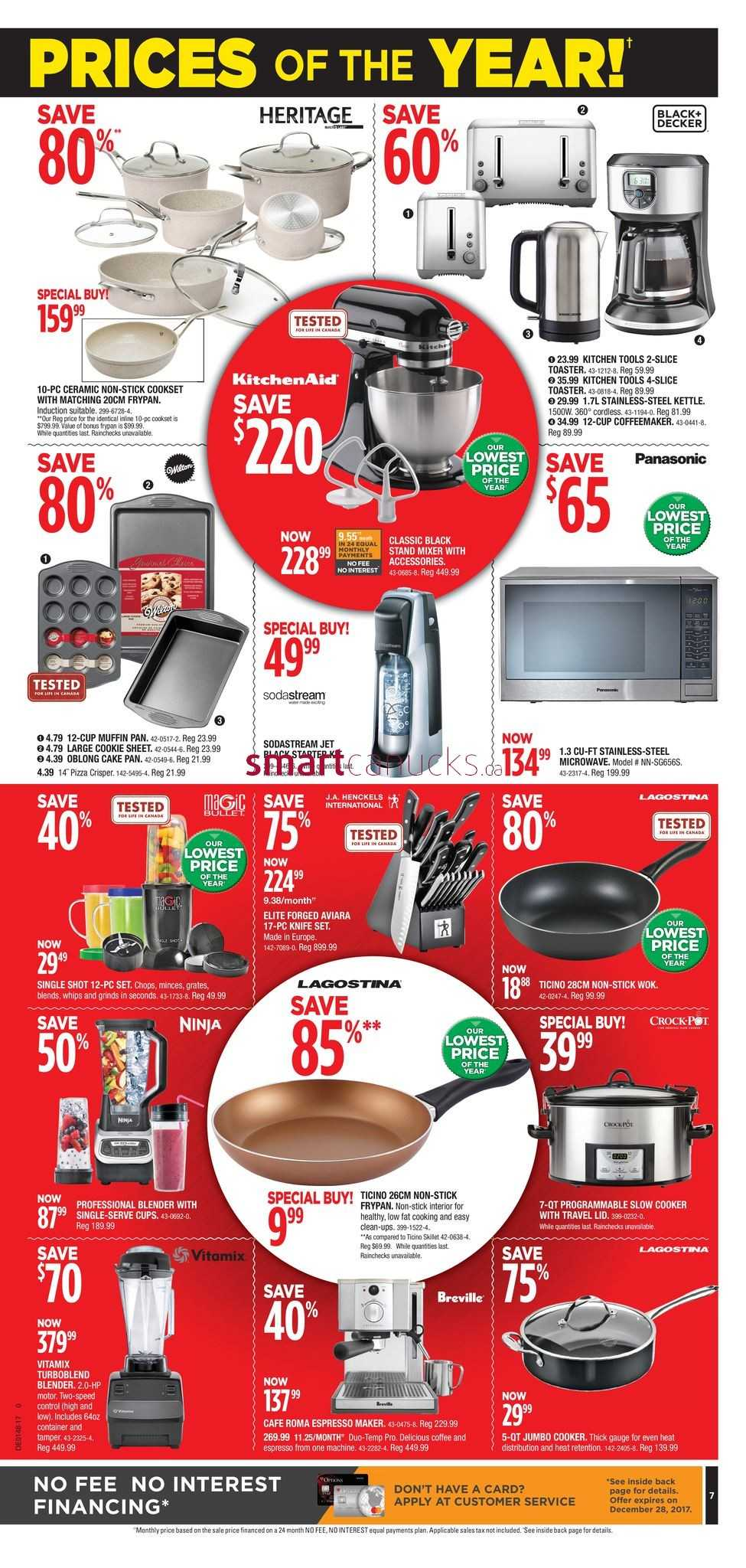 Canadian Tire Black Friday Flyer 2018