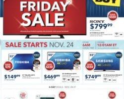 Best Buy Black Friday Flyer Deals 2018 Canada