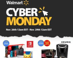Cyber Monday 2019 Canada