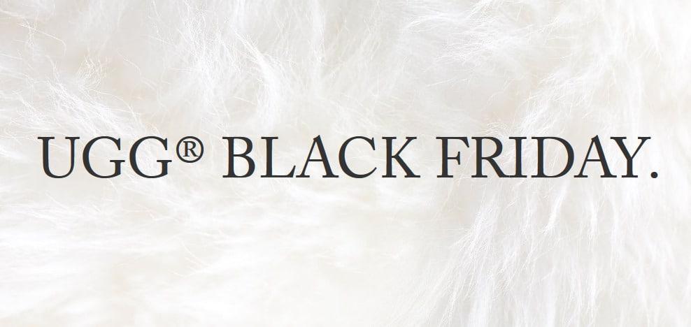 a9817ad3467 UGG Canada Black Friday 2018 Sale