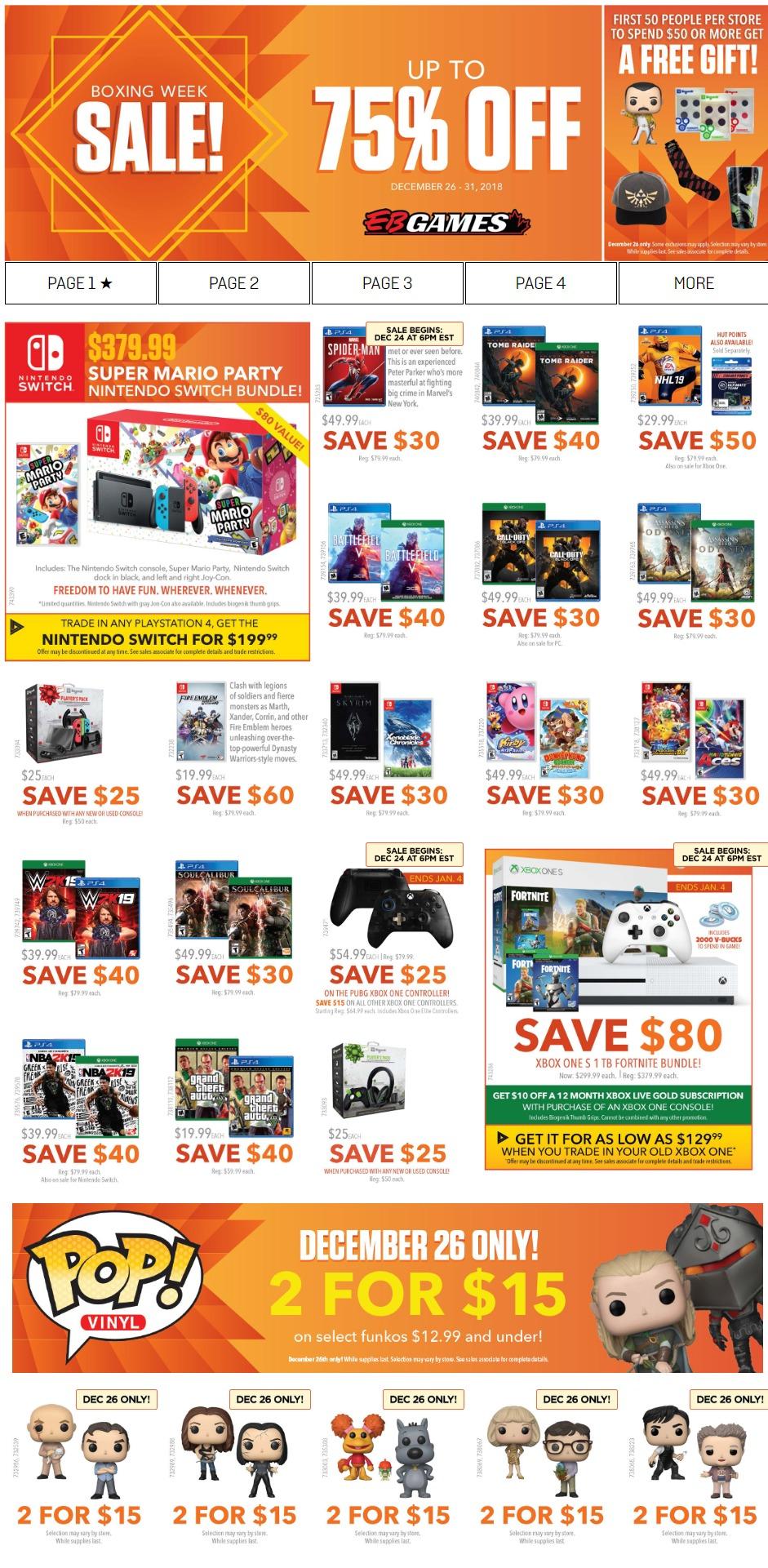 GameStop's Australian gaming retailer 'EB Games' closes ...