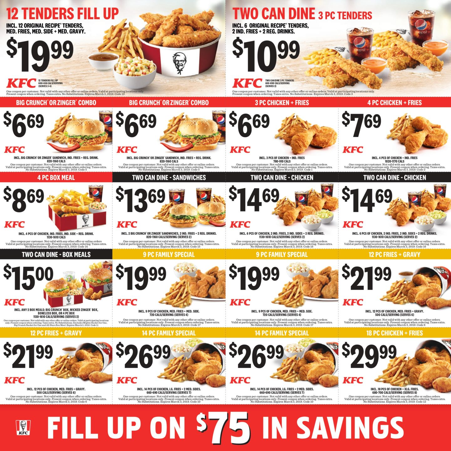 a and w coupons 2 can dine