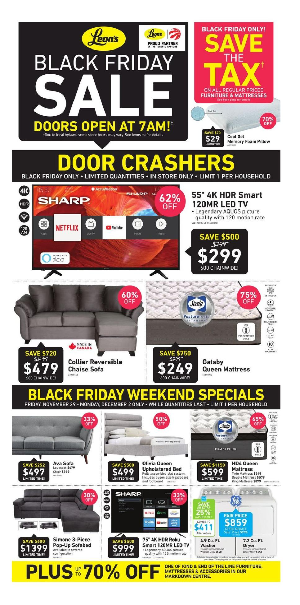 black friday furniture deals edmonton