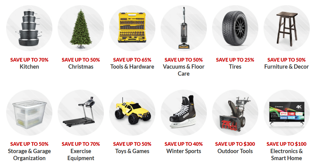 Canadian Tire Cyber Monday 2019 Deals