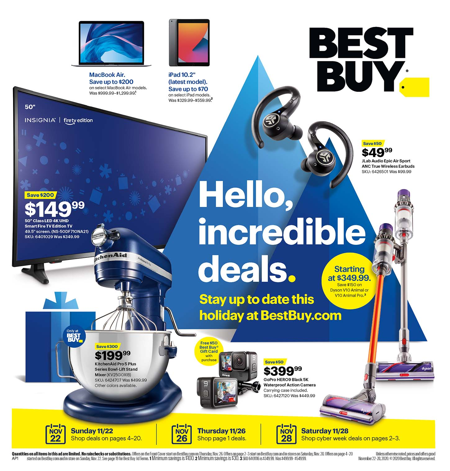 Best Buy Black Friday Ad