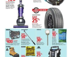 Canadian Tire Flyer May 7 - May 13, 2021